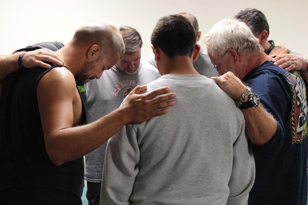 Men's Retreat 2014