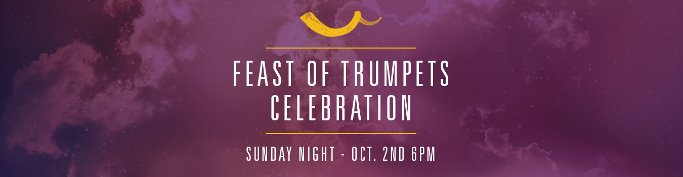 Feasts of Trumpets 2016