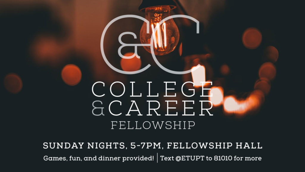 College & Career Fellowship