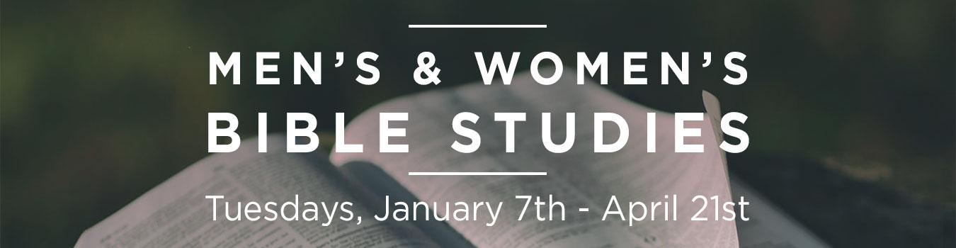 Bible Study Spring 2020